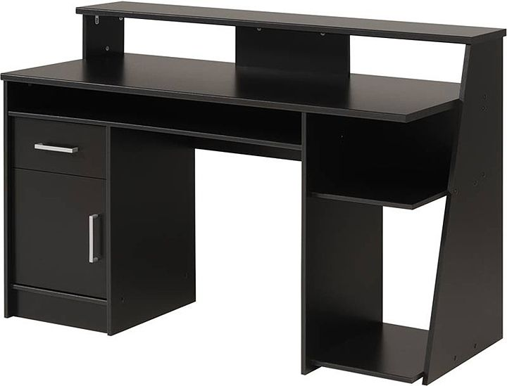 Wooden PC Desks and home office furniture UK